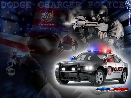 Papel de parede Dodge da polícia para download gratuito. Use no computador pc, mac, macbook, celular, smartphone, iPhone, onde quiser!