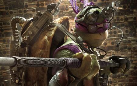 Papel de parede As Tartarugas Ninja: Donatello para download gratuito. Use no computador pc, mac, macbook, celular, smartphone, iPhone, onde quiser!