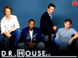 Papel de parede Dr. House #3