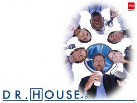Papel de parede Dr. House #4