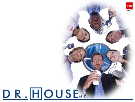 Papel de parede Dr. House #4 para download gratuito. Use no computador pc, mac, macbook, celular, smartphone, iPhone, onde quiser!