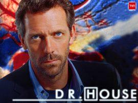 Papel de parede Dr. House