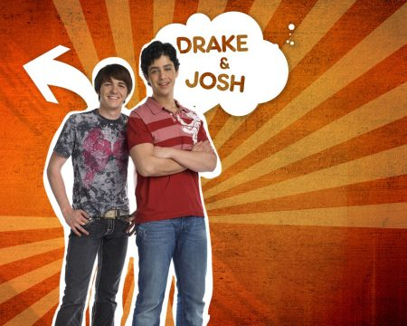 Papel de parede Drake e Josh – Série para download gratuito. Use no computador pc, mac, macbook, celular, smartphone, iPhone, onde quiser!
