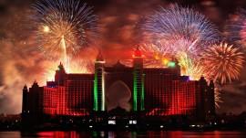 Papel de parede Dubai em Festa