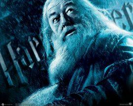 Papel de parede Dumbledore