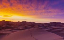 Papel de parede Dunas do Deserto do Sahara