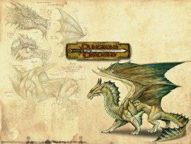 Papel de parede Dungeons & Dragons