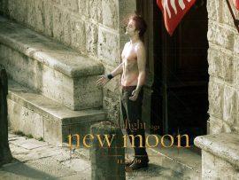 Papel de parede Edward – Lua Nova