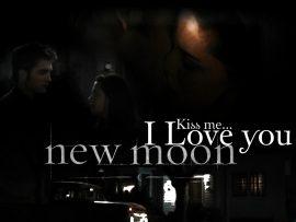 Papel de parede Edward e Bella – I love you