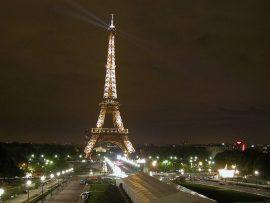 Papel de parede Eiffel