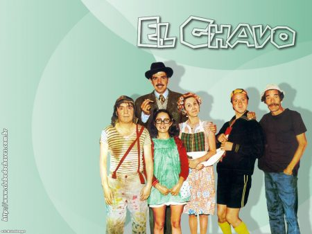 Papel de parede El Chavo para download gratuito. Use no computador pc, mac, macbook, celular, smartphone, iPhone, onde quiser!