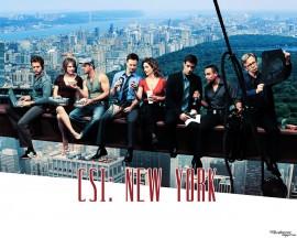 Papel de parede Elenco de CSI – New York