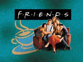 Papel de parede Elenco de Friends