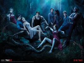 Papel de parede Elenco de True Blood