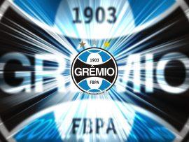 Papel de parede Escudo do Grêmio