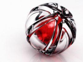 Papel de parede Esfera em 3D