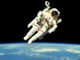 Papel de parede Espaço – Astronauta
