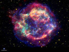 Papel de parede Espaço – Nebulosa