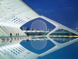 Papel de parede Espanha – Arquitetura