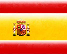 Papel de parede Espanha – Bandeira (2)