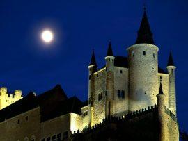 Papel de parede Espanha – Castelo