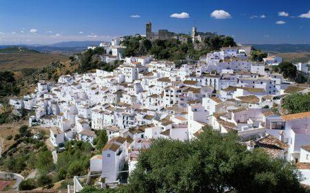 Papel de parede Espanha – Cidade branca para download gratuito. Use no computador pc, mac, macbook, celular, smartphone, iPhone, onde quiser!
