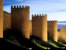 Papel de parede Espanha – Torre