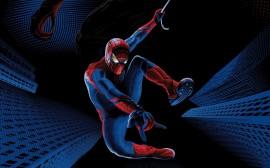 Papel de parede Espetacular Homem-Aranha Em Ação