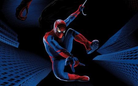 Papel de parede Espetacular Homem-Aranha Em Ação para download gratuito. Use no computador pc, mac, macbook, celular, smartphone, iPhone, onde quiser!