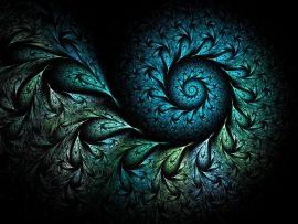 Papel de parede Espiral