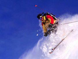 Papel de parede Esqui #11