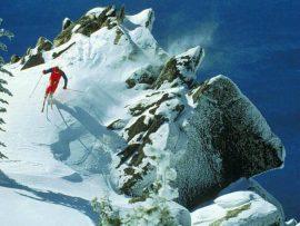 Papel de parede Esqui #14