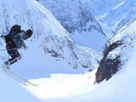 Papel de parede Esqui #1