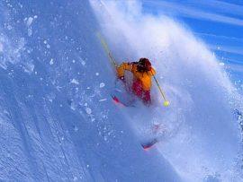 Papel de parede Esqui #4