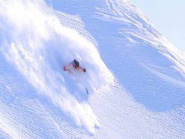 Papel de parede Esqui #6