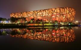 Papel de parede Estádio Nacional de Beijing, China