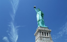 Papel de parede Estátua da Libertade, Nova Iorque