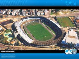 Papel de parede Estádio Grêmio