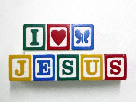 Papel de parede Eu amo Jesus para download gratuito. Use no computador pc, mac, macbook, celular, smartphone, iPhone, onde quiser!