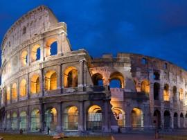 Papel de parede Europa: Coliseu