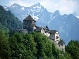 Papel de parede Europa: Castelo no Monte