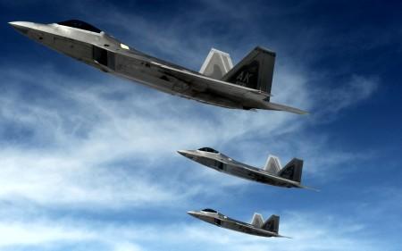 Papel de parede Caças F-22 Raptor para download gratuito. Use no computador pc, mac, macbook, celular, smartphone, iPhone, onde quiser!