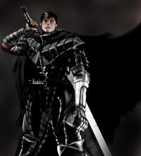 Papel de parede Fanart Gutts com Berserk Armor