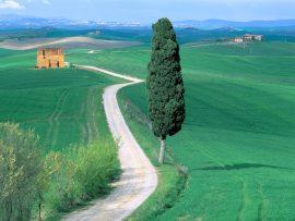Papel de parede Fazenta italiana