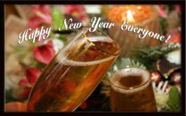 Papel de parede Feliz Ano Novo a todos