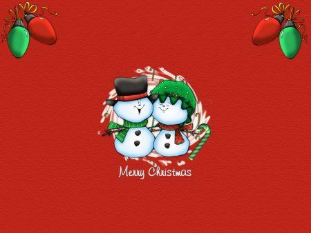Papel de parede Feliz Natal – Bonecos de Neve para download gratuito. Use no computador pc, mac, macbook, celular, smartphone, iPhone, onde quiser!