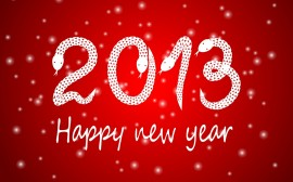Papel de parede Feliz Ano Novo