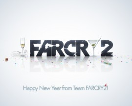 Papel de parede Feliz Ano Novo – Farcry 2