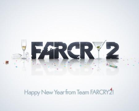Papel de parede Feliz Ano Novo – Farcry 2 para download gratuito. Use no computador pc, mac, macbook, celular, smartphone, iPhone, onde quiser!