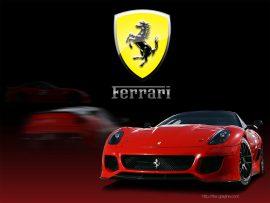 Papel de parede Ferrari – Carrão
